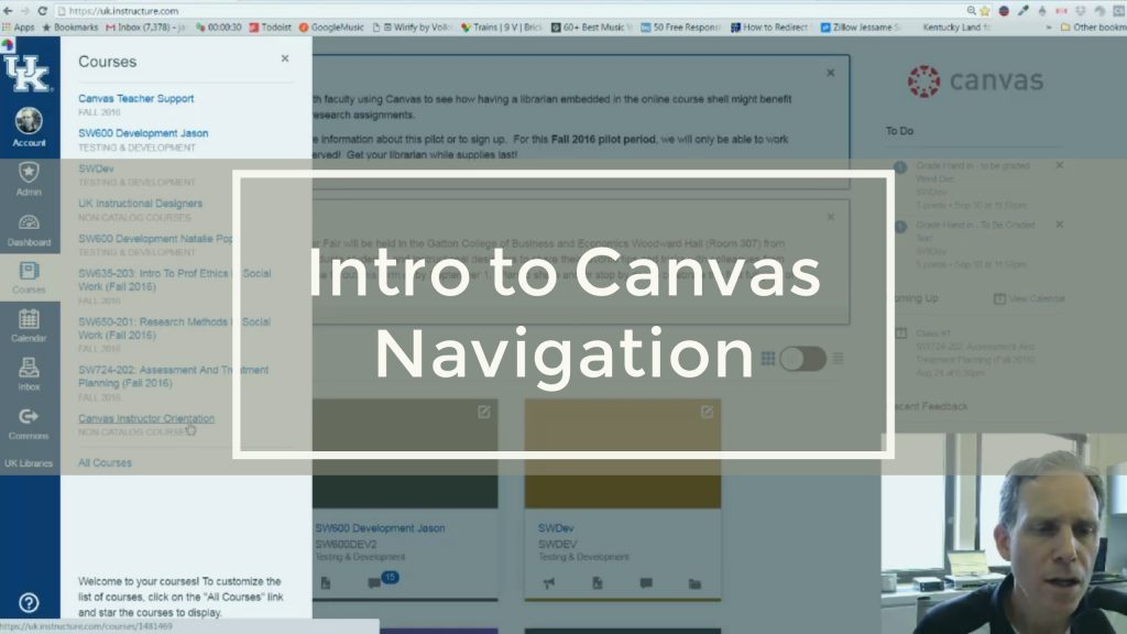 intro to canvas nav