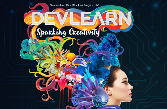 DevLearn 2016 conference header