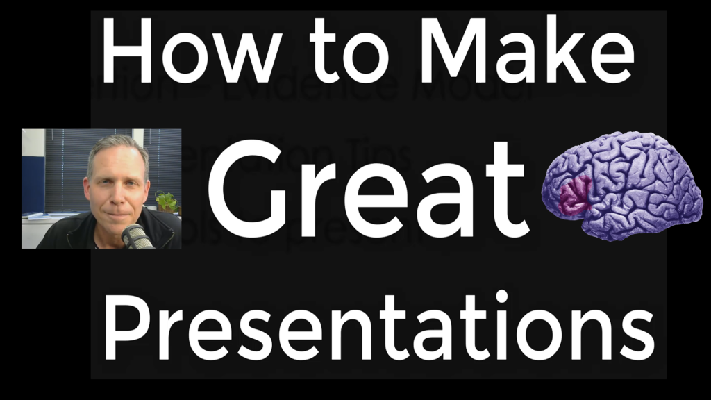 Great presentations header