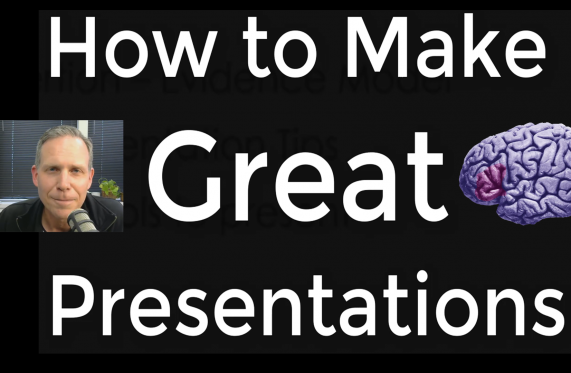 Great presentations header